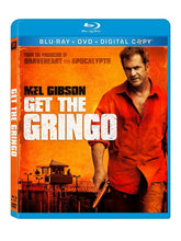Get the Gringo [Blu-ray/DVD +Digital]