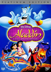 Aladdin: 2 Disc Platinum Edition (DVD)