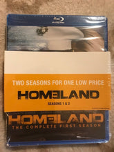 Homeland Seasons 1 & 2 [Blu-ray/DVD]