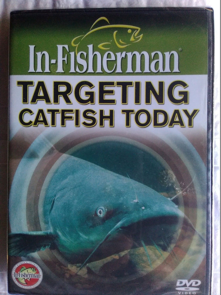 In-Fisherman: Targeting Catfish Today (DVD)