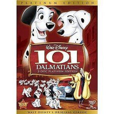 101 Dalmatians (2-Disc Platinum Edition) (DVD)