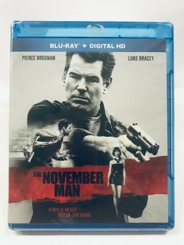The November Man (Blu Ray+ Digital HD)