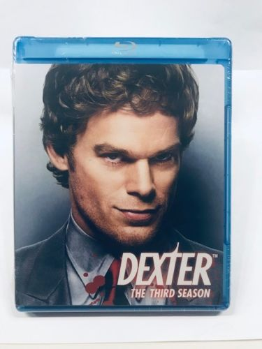 Dexter - The Complete Third Season (Blu-ray Disc, 2009)