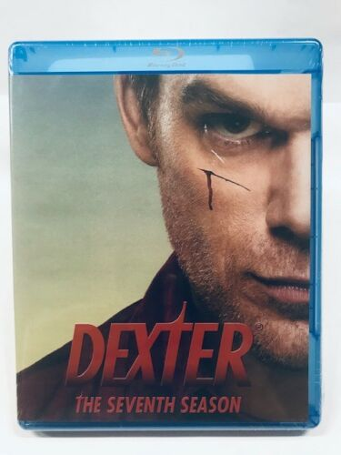 Dexter: The Seventh Season (Blu-ray Disc, 2013, 3-Disc Set)