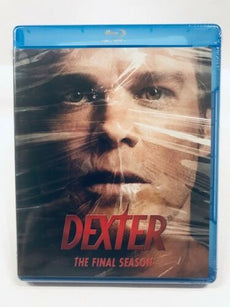 Dexter: The Final Season (Blu-ray Disc, 2013, 3-Disc Set)