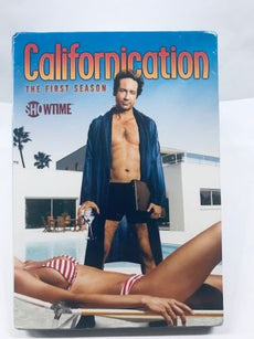 Californication - The Complete First Season [DVD]