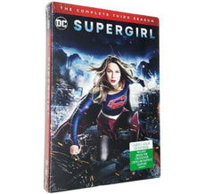 Supergirl The Complete Third Season (DVD)