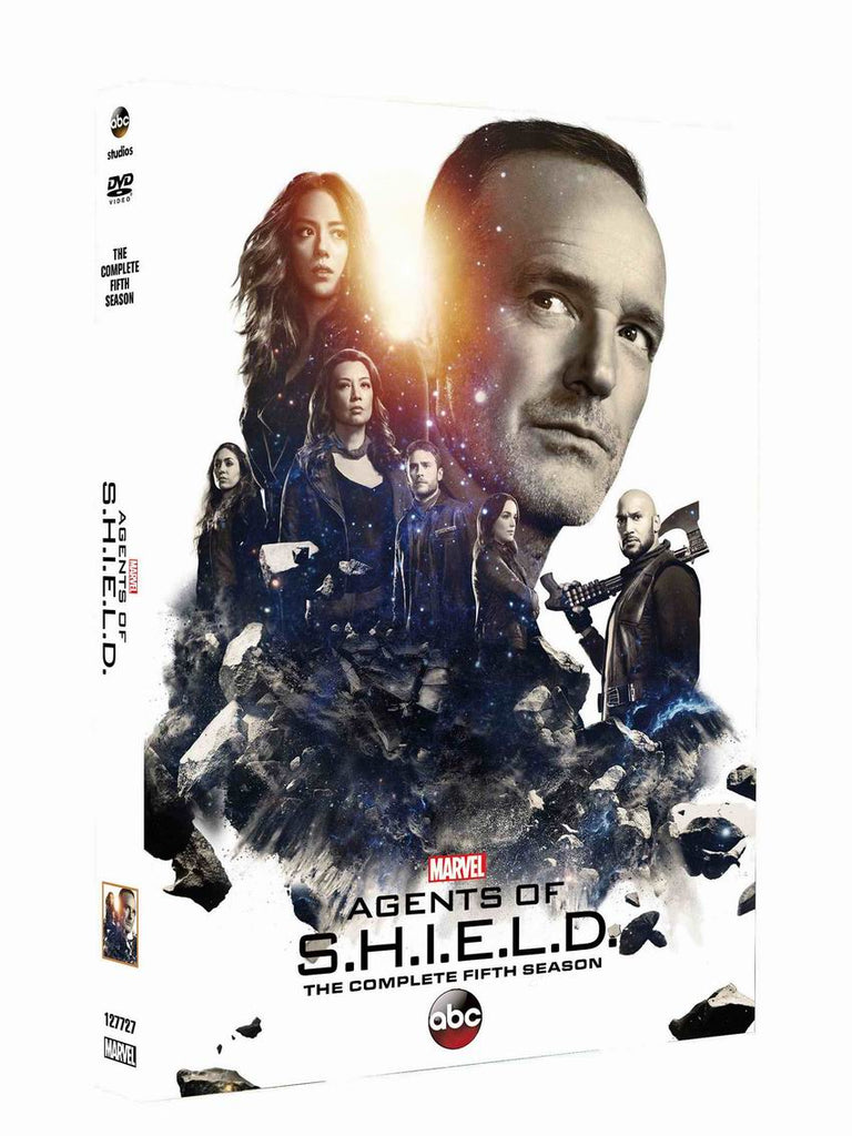 Agents of S.H.I.E.L.D.: Season 5 [DVD]