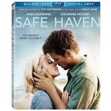 Safe Haven [Blu-Ray+ Digital]