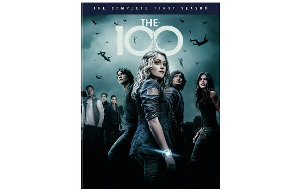 The 100 Season 1 [DVD]