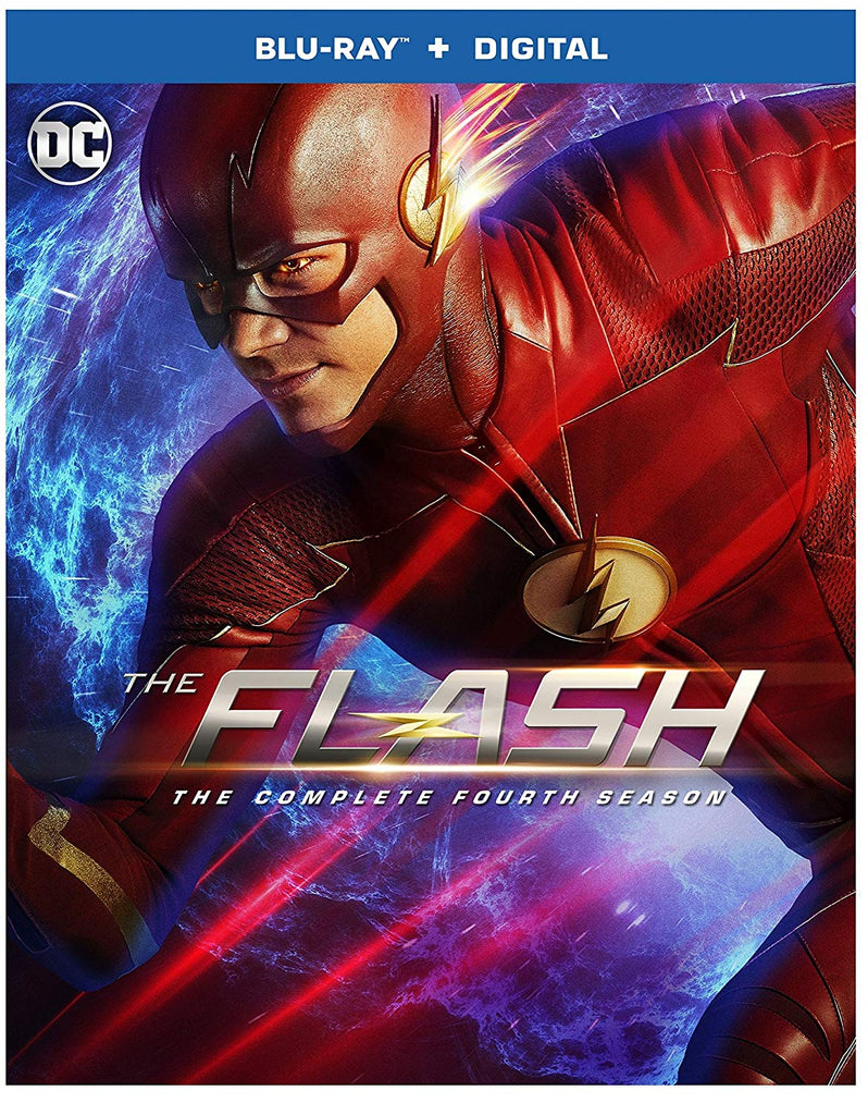 The Flash: The Complete Fourth Season (Blu-ray+ Digital)