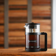 COFFEE PRESS HOOP MONO-Black - riversph