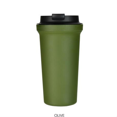 Wallmug Bearl Solid-Olive - riversph