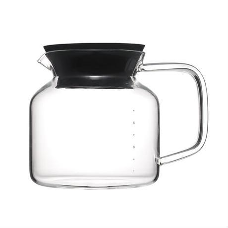 COFFEE SERVER FLOCK-clear - riversph
