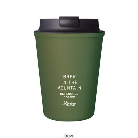 Wallmug Sleek unplugged-olive