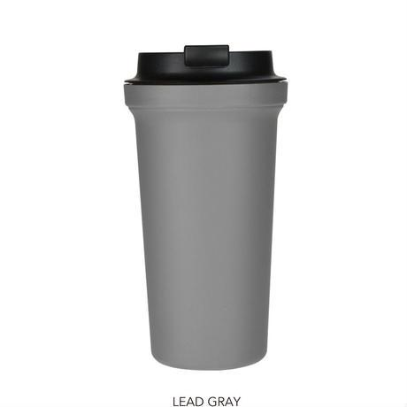 Wallmug Bearl Solid-Lead grey
