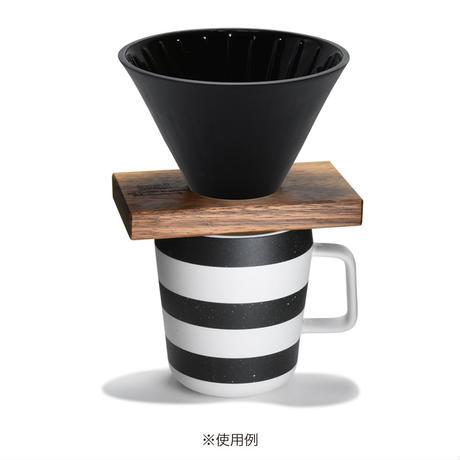 Coffee Dripper Cave (c)-black