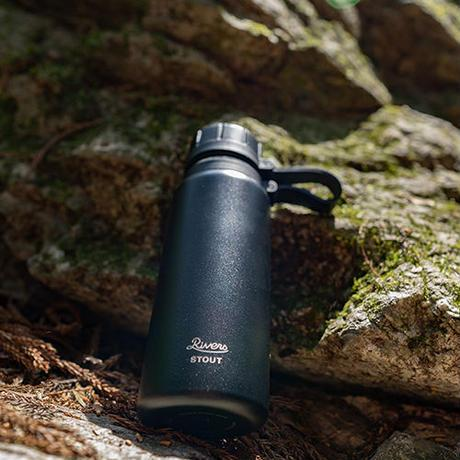 Vacuum Flask Stout 700-Black