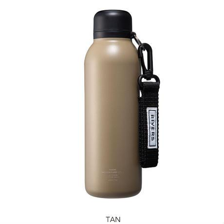 Vacuum Flask Stem BL-Tan - riversph