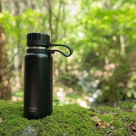 Vacuum Flask Stout 500-Black