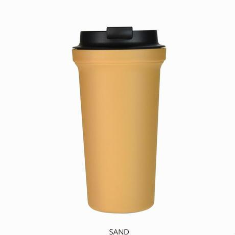 Wallmug Bearl Solid-sand - riversph