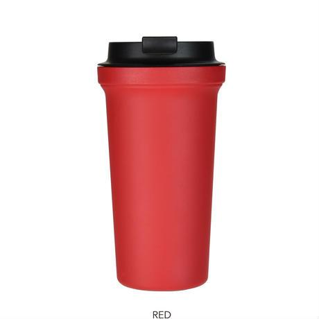 Wallmug Bearl Solid-red