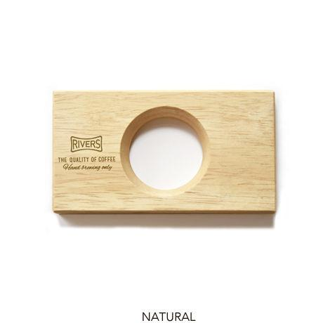POND COFFEE DRIPPER HOLDER-natural