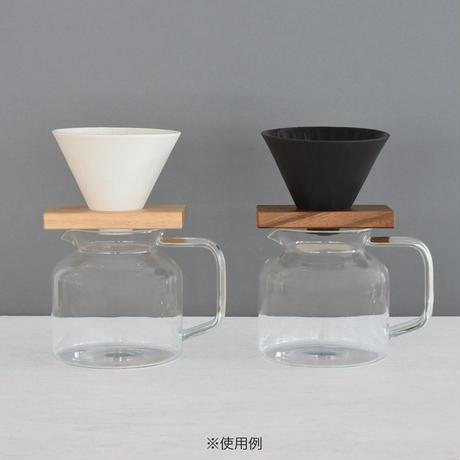 Coffee Dripper Cave (c)-white