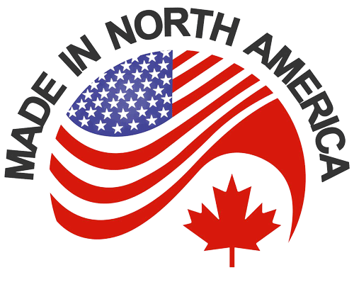 Mad in North America Logo