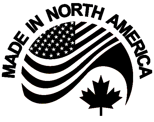 Made in North America Logo