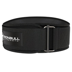 black iron bull strength 6 inches weightlifting belt