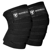 black knee wraps for pain free squats