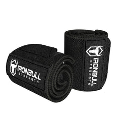 black wrist wraps for weight lifting