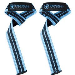 black-sky-blue women weight lifting straps