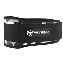 camo-white 5 inches lifting assist belt