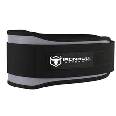 gray 5 inches lifting assist belt
