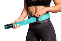 black-mint women weight lifting belt fit adjustable size