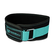 black-mint women weight lifting belt iron bull strength