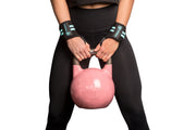 black-mint women wrist wraps protection for kettlebell workout