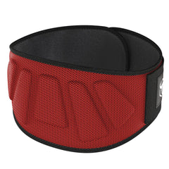 red iron bull strength 6 inches nylon powerlifting belt
