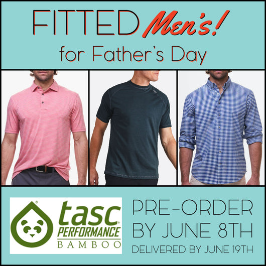 tasc performance men's clothing