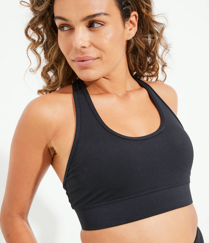 Simba Recycled Ella Crop Bra - FittedFW
