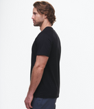 Carrollton Fitness V-Neck T-Shirt - FittedFW