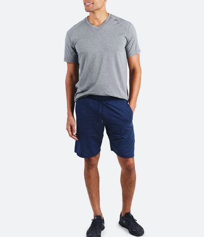 Carrollton Relaxed Fit Gym Shorts - FittedFW