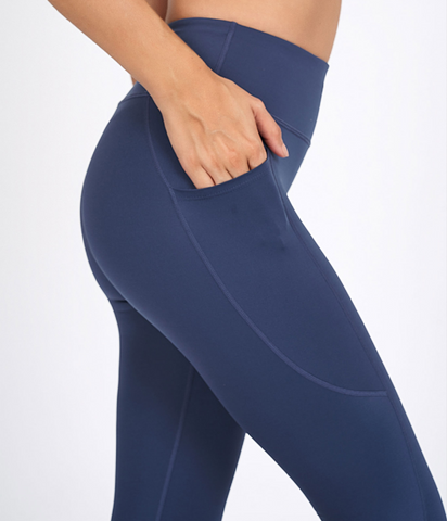 Wonder Luxe Pocket Legging 7/8 - FittedFW