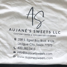Load image into Gallery viewer, Aujané' Sweets White T-Shirt