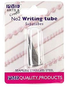 PME Seamless Stainless Steel Supatube, Writer No.2