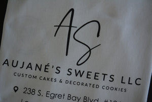 Aujané' Sweets White T-Shirt
