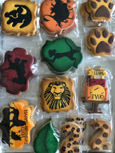 Load image into Gallery viewer, Two Dozen Decorated Sugar Cookies