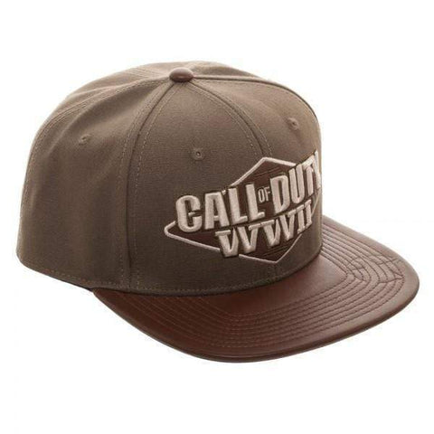 Call of Duty: World War II 3D Embroidered Snapback Cap Call of Duty